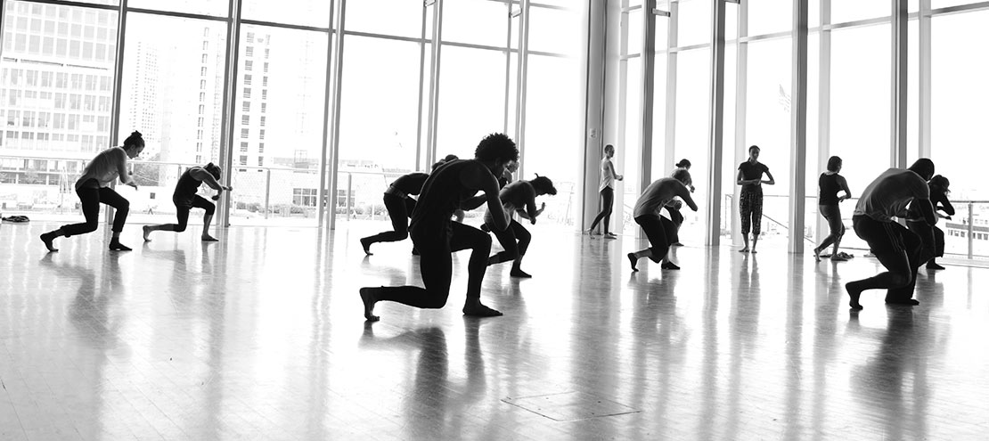 CA and ICA Team Up for One-Week Dance Residency